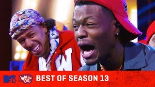 Download Best Of Season 13 | Most Shocking + Funniest Moments ft. Our Best Guests & More 🙌 Wild 'N Out Mp3 and Videos