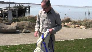 How to inflate and use the Sea Eagle Sport Kayaks