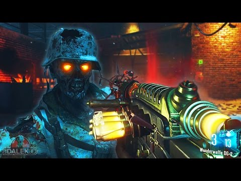 "Black Ops 3 ZOMBIES GAMEPLAY - ""THE GIANT"" ZOMBIES GAMEPLAY! #1 (Call of Duty BO3 ZOMBIES DLC)"