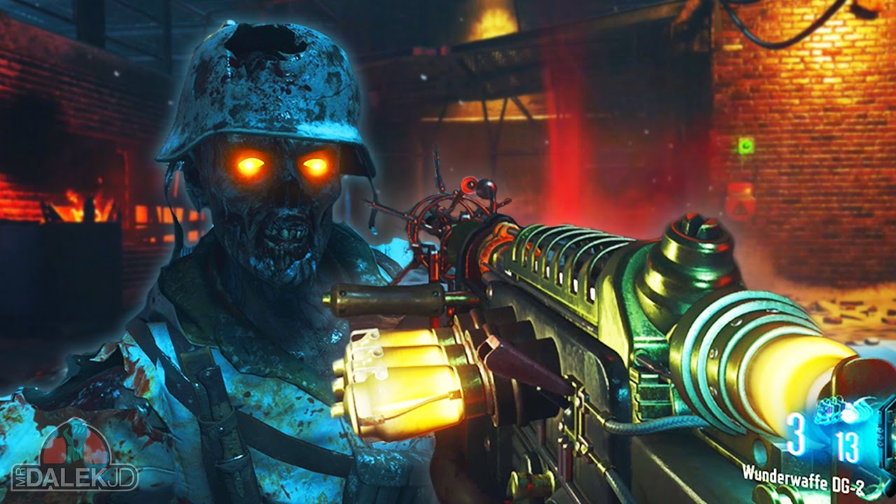 Black Ops 3 ZOMBIES GAMEPLAY -