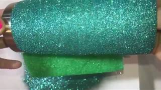 Epoxy Glitter Method PART 1