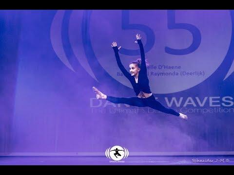 Download 2017 - 2018 Qualifier 9 - Gaëlle D'Haene (Balletschool Raymonda)