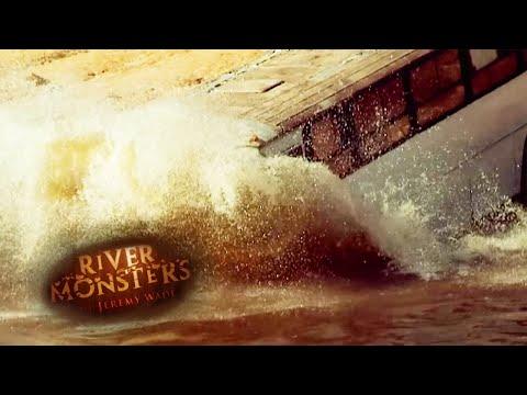 Bus Crash Story - River Monsters