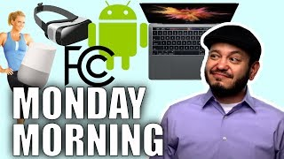 MacBook Woes, Apple Patents, Google Fines, and GOP #NetNeutrality - #SGGQA Monday Tech Chat