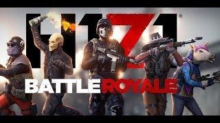 H1Z1: Battle Royale ps4pro con los falsos gringos!