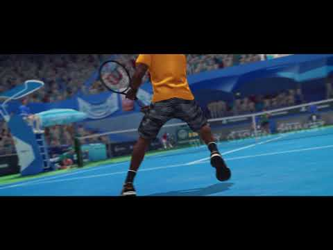 Tennis World Tour - Video