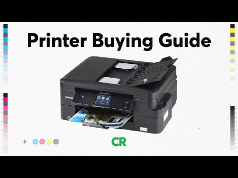 Printer Buying Guide | Consumer Reports
