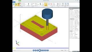 설계에서 가공까지 2D 3DCAM 마스터캠X 머시닝센터…