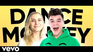 Jelly & Sanna Sing Dance Monkey
