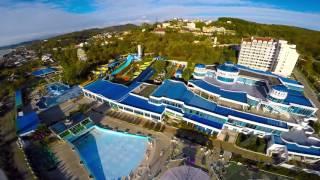 Аквапарк АкваЛоо(Видео аквапарка АКВАЛОО с квадрокоптера DJI Phantom 2., 2015-11-17T07:37:03.000Z)