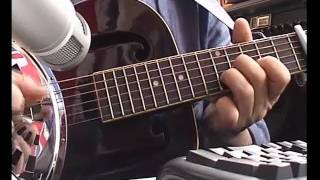 Wild west end (Resonator) - Dire Straits - Cover