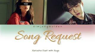 Song Request (신청곡) - LeeSoRa(이소라) ft. BTS SUGA (Karaoke duet with SUGA)