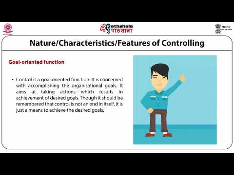 Controlling: Process And Types