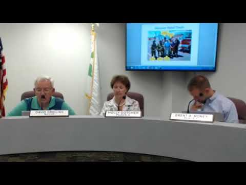 Greenville City Council Meeting  09/12/2017