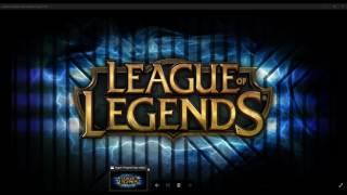 error rads league of legends, solucion rapida!!!!2017 en español