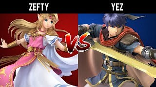 Neutral B #47 - Zefty (Zelda) vs. Yez (Ike) Grand Finals