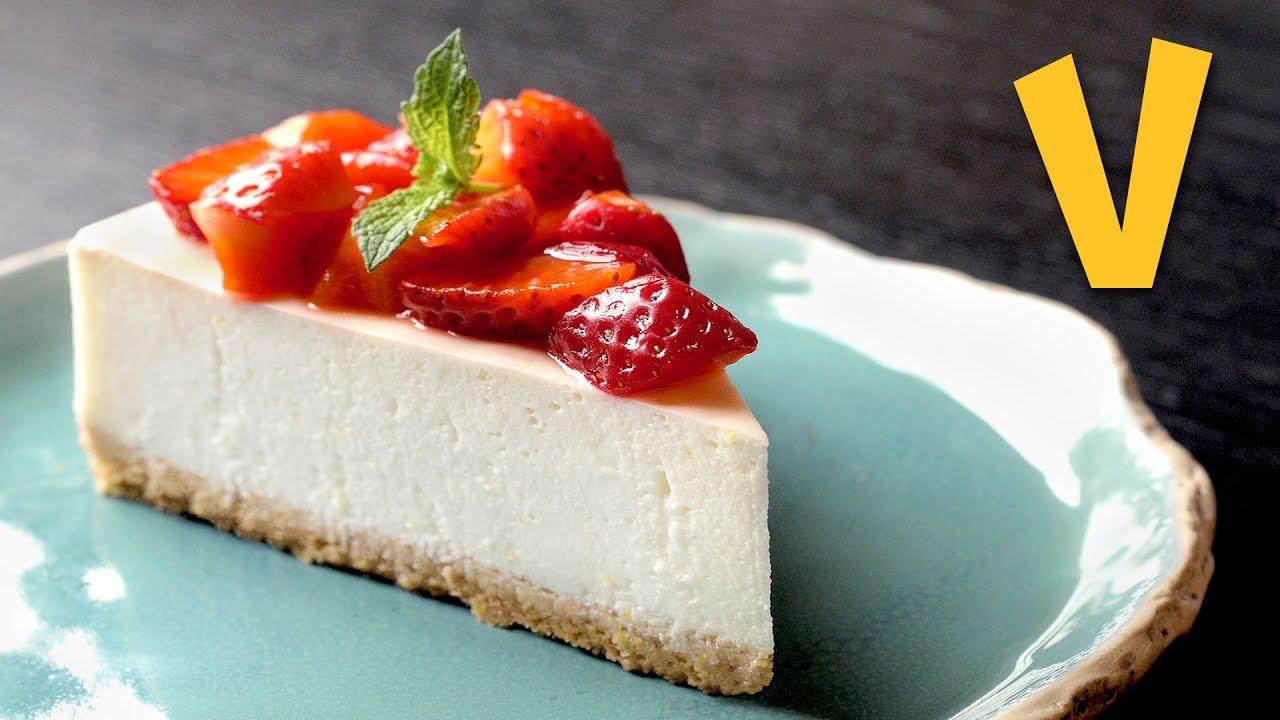 No-Bake Cheesecake - YouTube