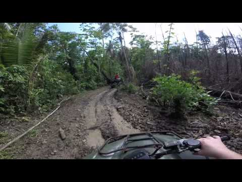 Belize ATV Tour