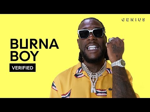 "Burna Boy ""Anybody"" Official Lyrics & Meaning 