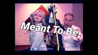 Meant To Be Florida Georgia line Cover by Nicole Jordyn & Ryan George