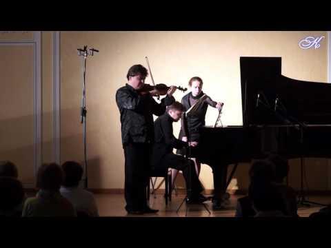 Регер, Макс - Соната для скрипки и фортепиано № 7 до минор
