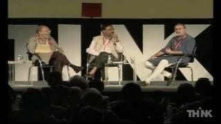 Ashis Nandy & Pavan Varma At Think 2011