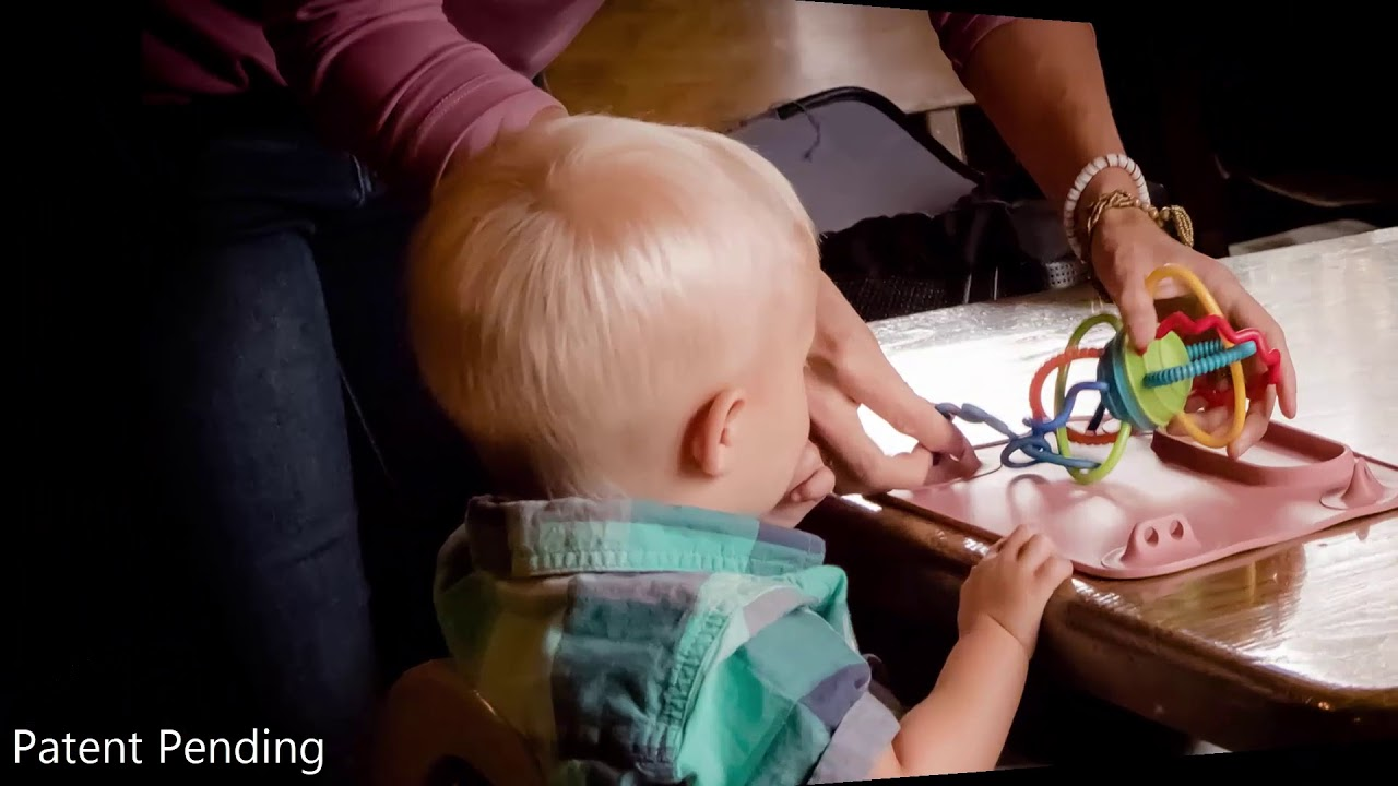 How to use the Busy Baby Mat - YouTube