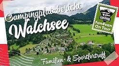 Campingplatz Österreich See - Ferienpark Terrassencamping am Walchsee
