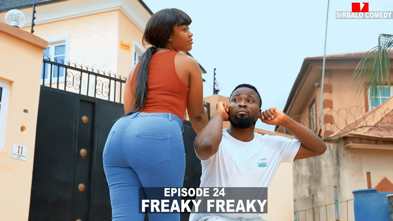 Download FREAKY FREAKY -  SIRBALO COMEDY ( PAYBACK )EPISODE 24