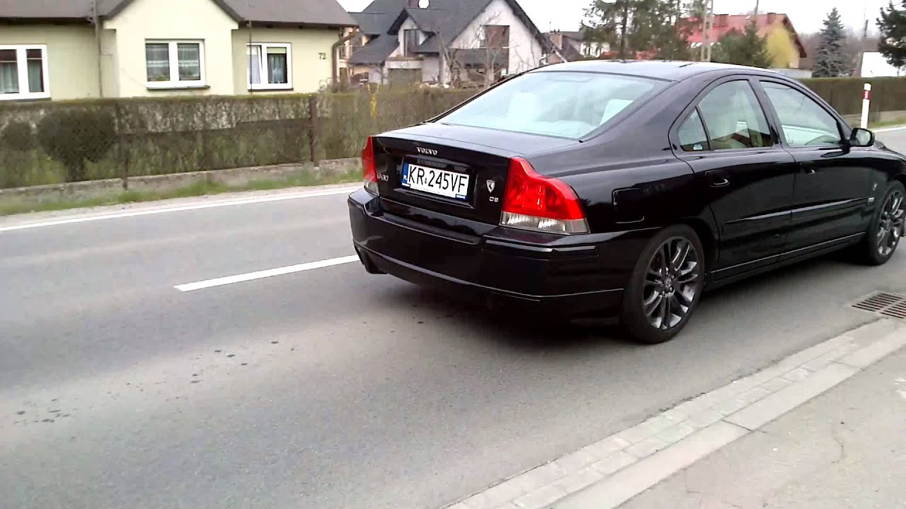 volvo s60 d5 wolny wydech youtube. Black Bedroom Furniture Sets. Home Design Ideas