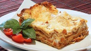 Lasagna Recipe - Mark's Cuisine #30