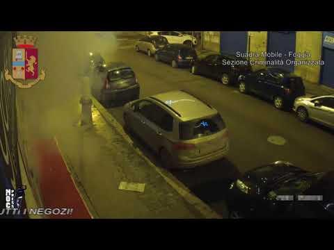 """""""Chorus"""" [VIDEO] la maxi operazione antimafia alla """"società"""" foggiana per opera della """"Squadra Stato"""""""