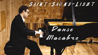 Liszt: Danse Macabre – Poème Symphonique De Camille Saint-Saëns, S.555 (Liszt Album Promo)