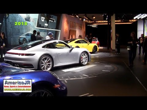 2019 Los Angeles Auto Show/AutoMobility LA Preview Video