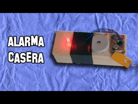 C mo hacer una alarma casera experimentos caseros - Como hacer una shisha casera ...