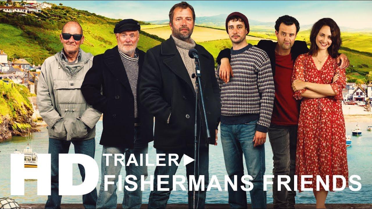 Fishermans Friends officiell trailer HD 2019   svenska undertexter