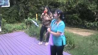 Mila Hai Kisi Ka Jhumka--Jyoti & Gargi (Parakh 1960)