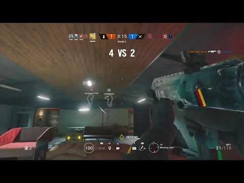 Beaulo attempt on controller : Rainbow6