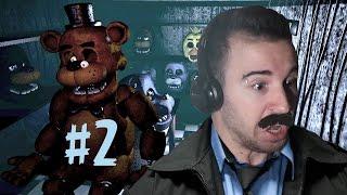 Охранник-Везунчик - Five Nights at Freddy