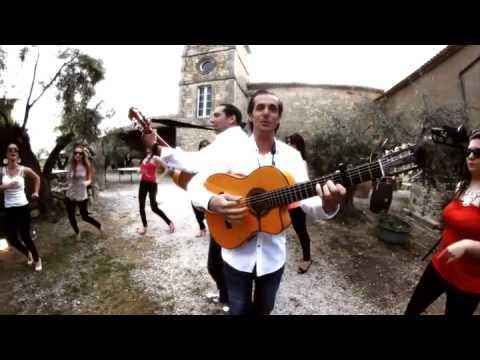 la Zumba Flamenca (clip officiel)  TONY PACO GUILLERMO