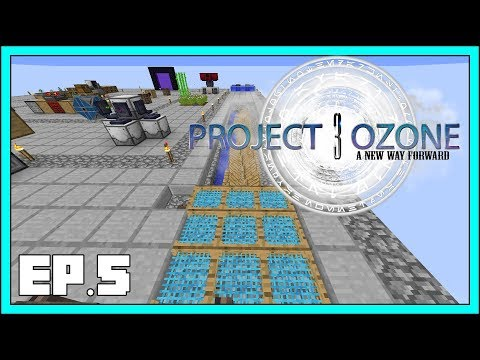 Project Ozone 3 - 006 - The one with the auto sifting by