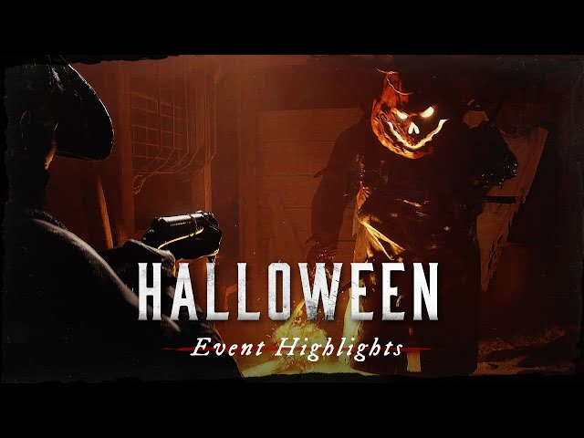 Hunt: Showdown I Halloween Event Highlights
