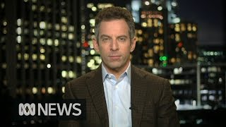 sam harris just cannot believe donald trump is us president