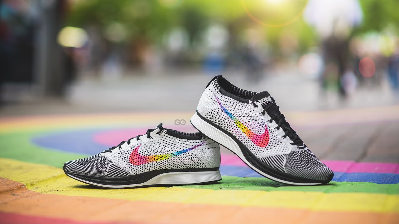 acre suficiente Crudo  Review & On-Feet: Nike Flyknit Racer