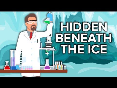 Scientists Amazed By Hidden World Under the Ice