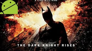 Descargar Batman The Dark Knight Rises para Android