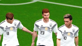 Download Video Austria vs Germany | International Friendly 2 June 2018 Gameplay MP3 3GP MP4