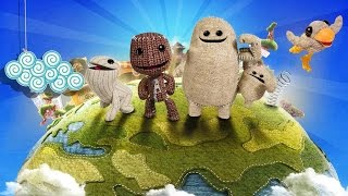Little Big Planet 3 z Kaffką