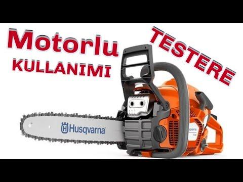 MOTORLU TESTERE KULLANIMI #OLEOMAC MOTORLU TESTERE KULLANIMI VE PRATİK BİLGİLER