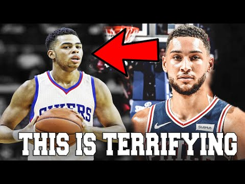 INSANE BEN SIMMONS AND D'ANGELO RUSSELL TRADE NEWS!